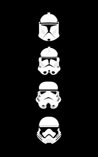 download stormtrooper wallpaper 1600x2560 iphone