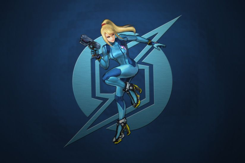 Zero Suit Samus Wallpaper - WallpaperSafari ...
