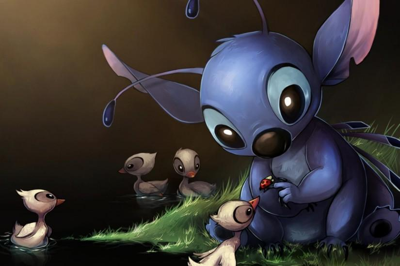 best stitch wallpaper 1920x1080 pc