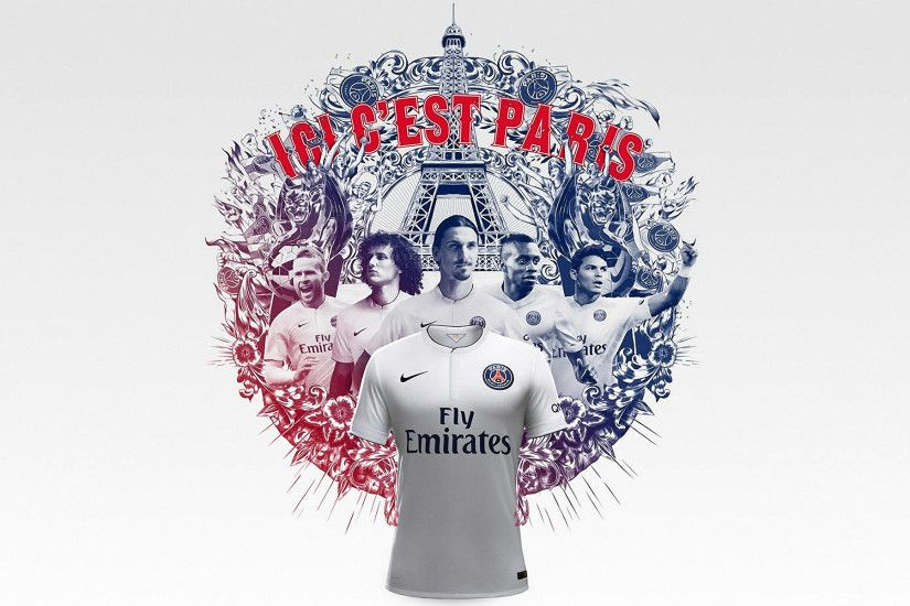... Paris Saint Germain PSG FC Football Logo | paris | Pinterest .