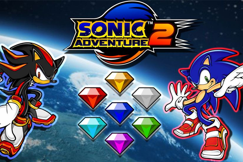 Sonic Adventure 2 Wallpaper by Sonicxhero4 Sonic Adventure 2 Wallpaper by  Sonicxhero4