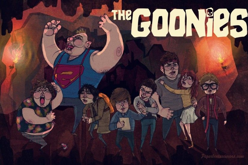The Goonies wallpapers HD
