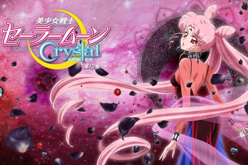 Wallpaper HD Sailor Moon Crystal DVD 12