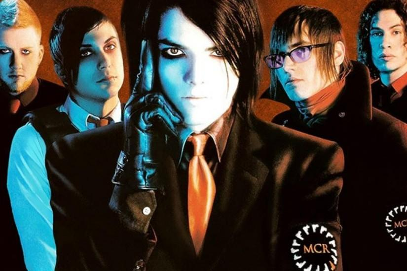 My Chemical Romance HD Photos.