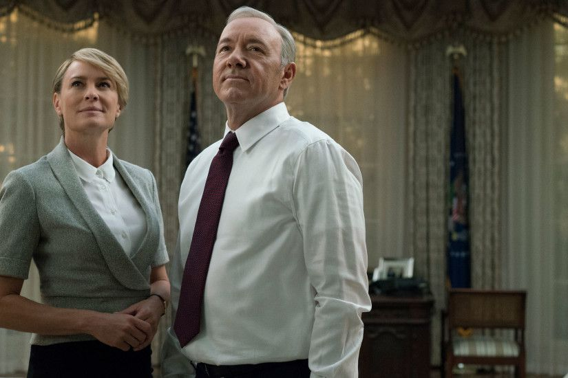 'House of Cards' Is How the Far-Right Sees the Clintons.