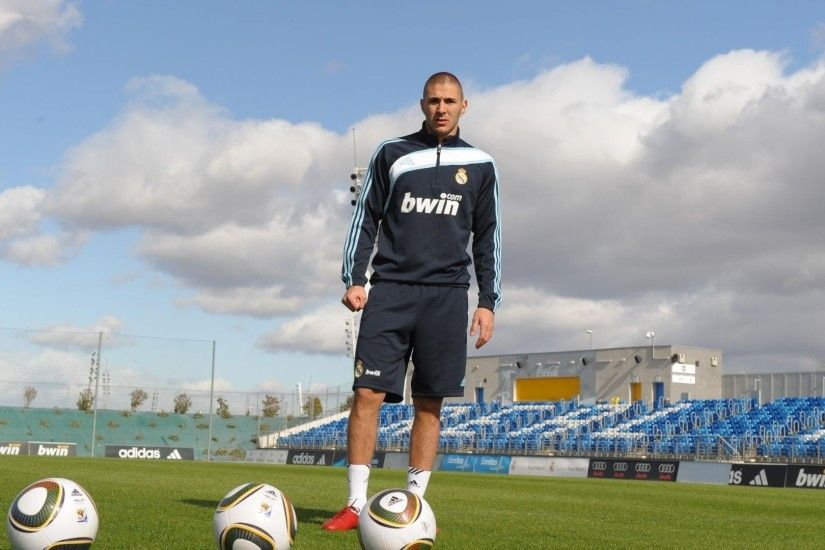 Real Madrid, Karim Benzema Wallpapers HD / Desktop and Mobile Backgrounds