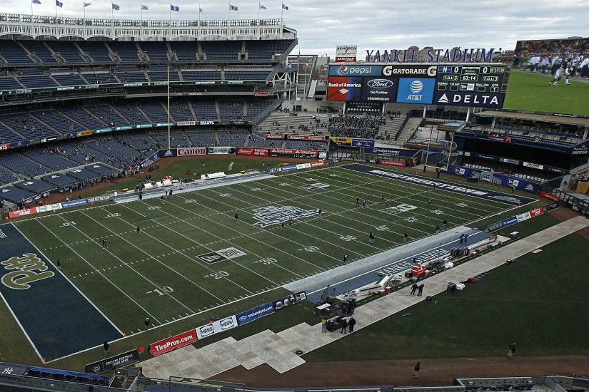 Yankees' postseason run forces Rutgers-Maryland game to move from Yankee  Stadium | NCAA Football | Sporting News