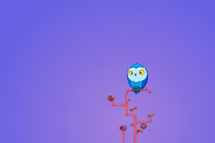 Valentine Cute Owl Wallpapers