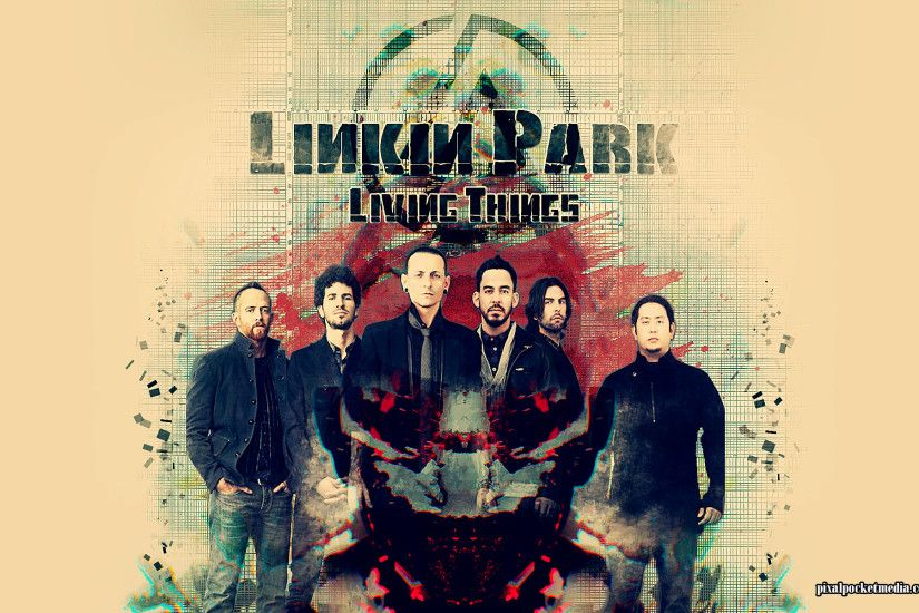 Linkin Park Living Things Wallpapers 1080p