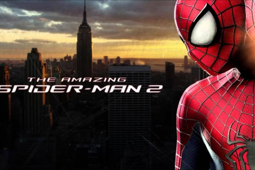 The Amazing Spider-Man 2 Official Soundtrack (Hans Zimmer - Background) [HD  1080] - YouTube