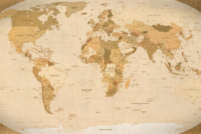 world map wallpaper by maps international