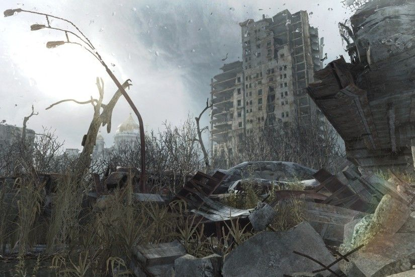 Review: Metro: Last Light is the most fun you'll have in post-apocalyptic  Russia | PCWorld