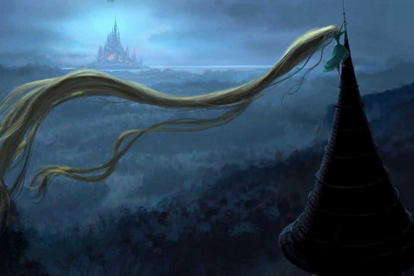 Tangled Concept Art Disney wallpaper 209261