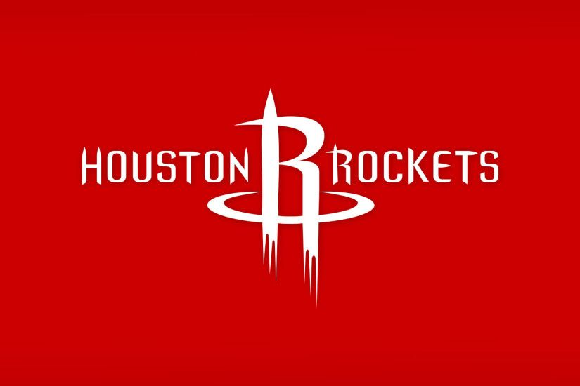 NBA Houston Rockets Logo 1920x1200 wallpaper