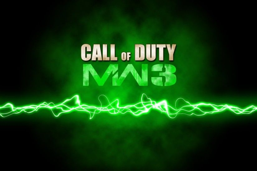 Call of Duty MW3 wallpaper speed art in Adobe® Photoshop® software - YouTube