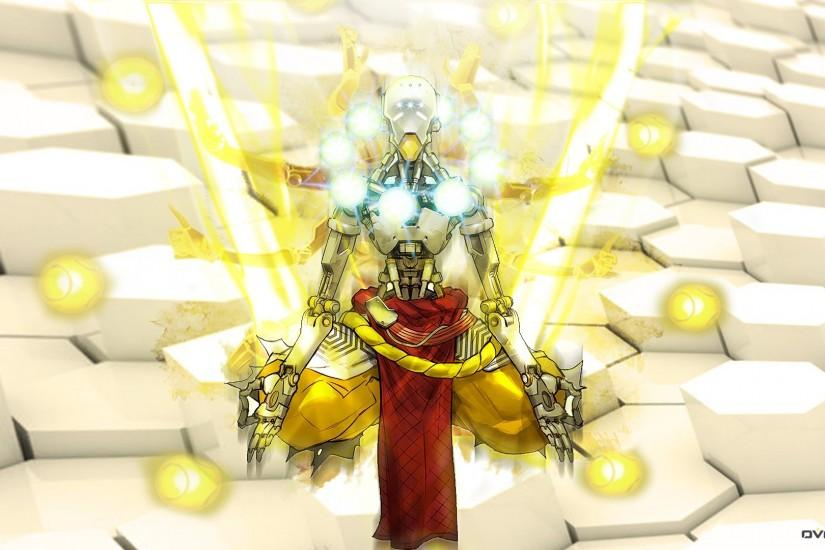 beautiful zenyatta wallpaper 1920x1080