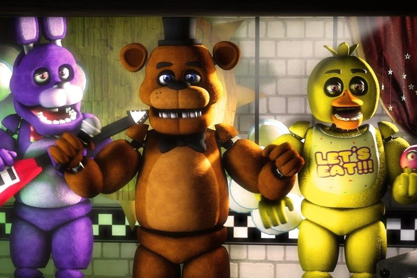 "[FNAF SFM] ""Old Times"" (Five Nights at Freddy's 1 Animation) - YouTube"