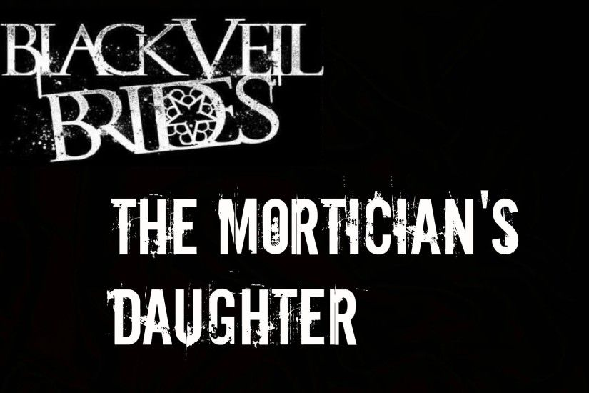 The Mortician's Daughter (Karaoke + Lyrics) - Black Veil Brides