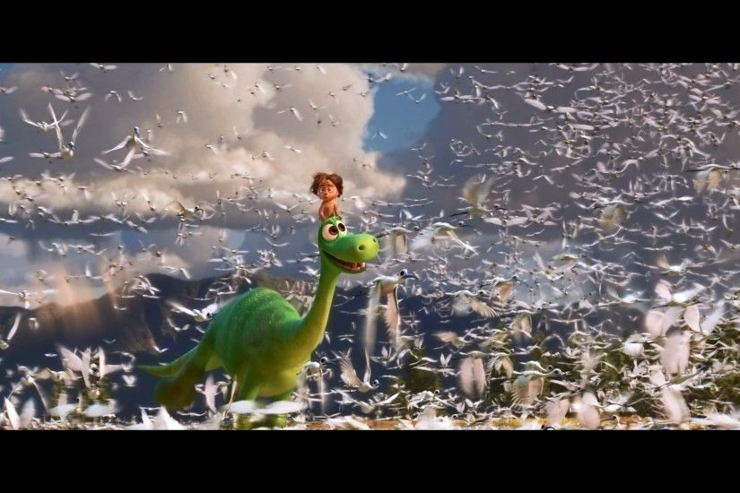 Many were disappointed with 'The Good Dinosaur,' claiming it didn't live up  to Pixar's own lofty ideals. However, I felt that its quirkiness – the fact  that ...