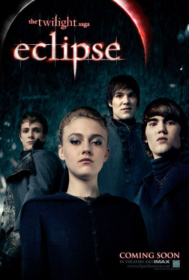 Twilight Eclipse Movie Poster wallpaper - Click picture for high resolution  HD wallpaper