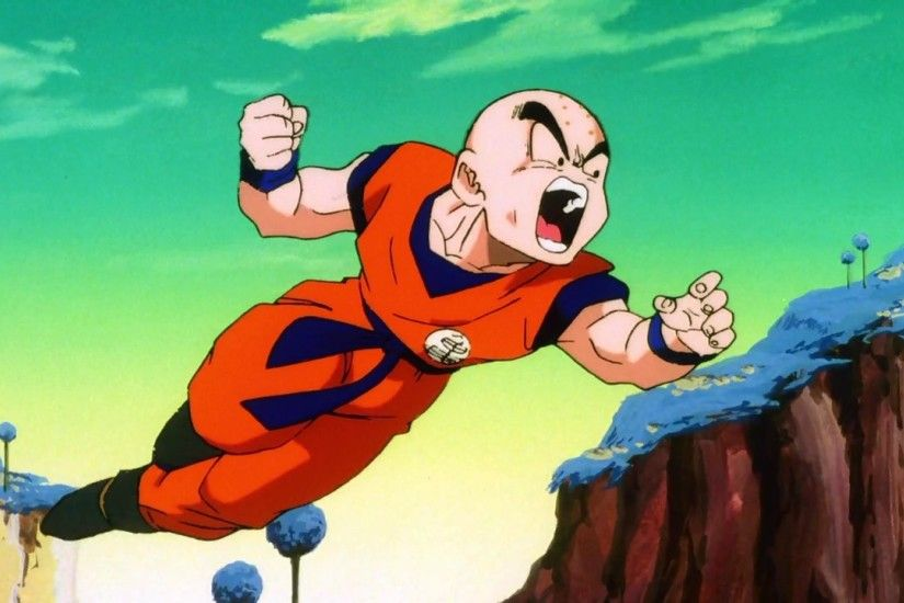 Anime - Dragon Ball Z Krillin (Dragon Ball) Wallpaper