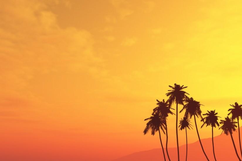 palm tree wallpaper by pntbll248 customization wallpaper hdtv .