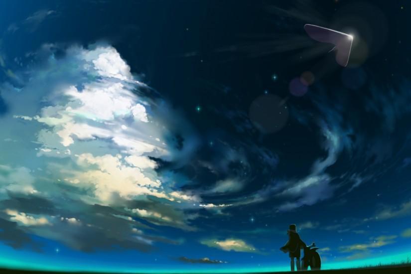 Dark Anime background Scenery ·① Download free stunning ...