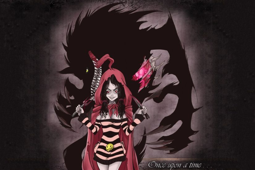 Red Riding Hood Wallpapers Walldevil