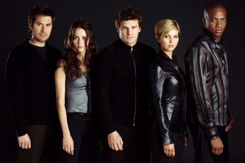 Wes, Fred, Angel, Cordy, Gunn | buffy the vampire slayer /Angel | Pinterest
