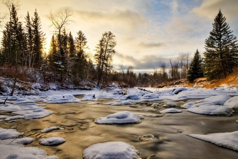 Image for hd winter nature wallpapers free download