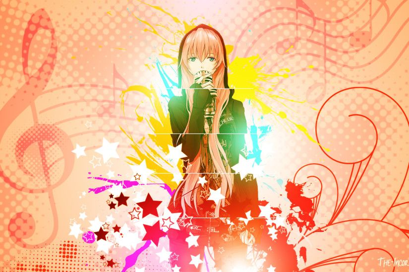 ... Megurine Luka Wallpaper by The-Incorruptible