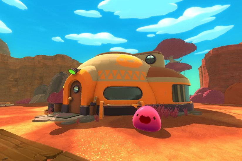 Slime Rancher Wallpapers