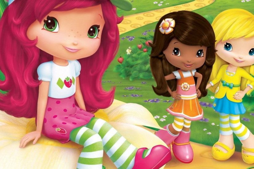 Related Wallpapers from Barbie Wallpaper. Strawberry Shortcake