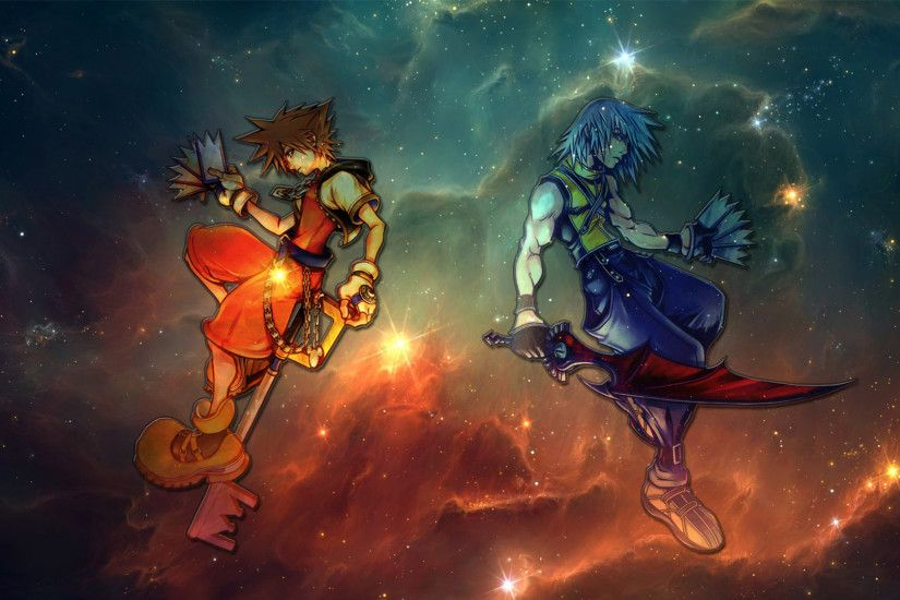 Kingdom Hearts Sora Wallpapers High Quality