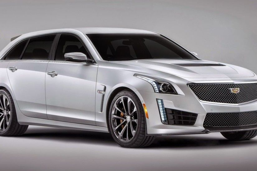 2016 Cadillac CTS V wallpapers HD High Quality Resolution