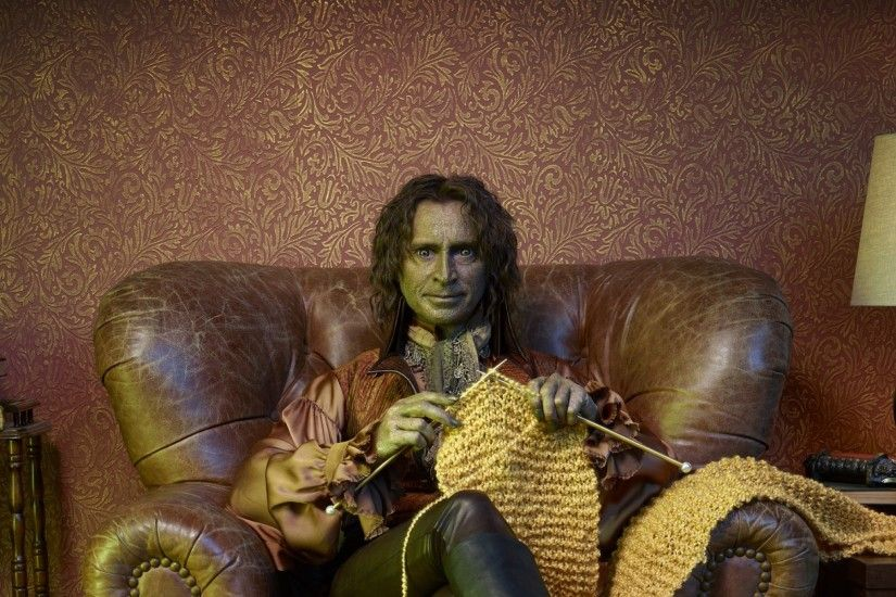 3840x1200 Wallpaper once upon a time, rumpelstiltskin, mr gold, robert  carlyle