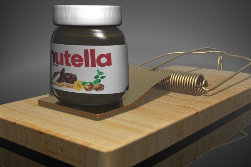 HD Wallpaper | Background ID:369479. 1920x1080 Humor Nutella