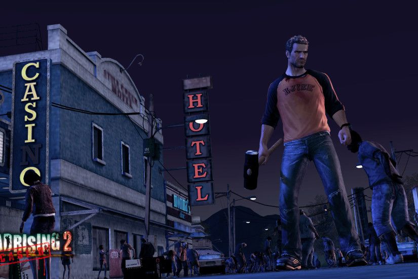 Review: Dead Rising: Case Zero a Bite-Sized Zombie Massacre | WIRED