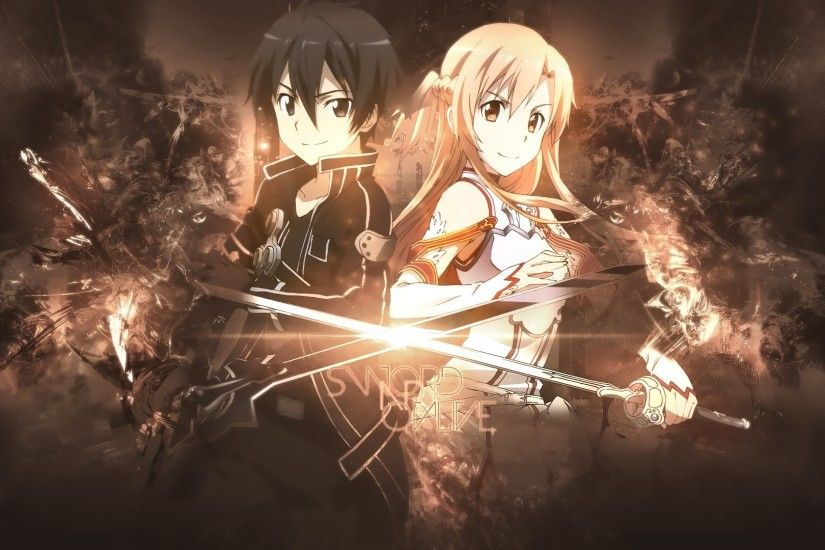 HD Wallpaper | Background ID:301609. 1920x1080 Anime Sword Art Online. 334  Like
