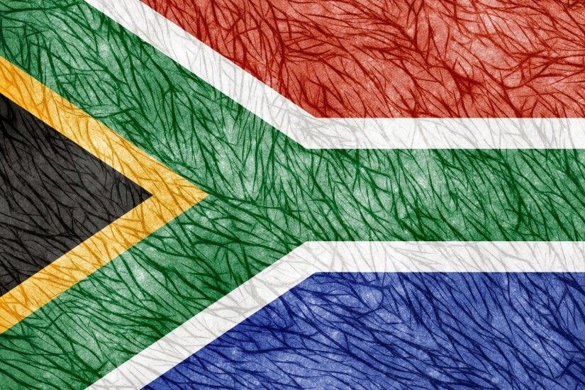 Preview wallpaper flag, south africa, texture 1920x1080