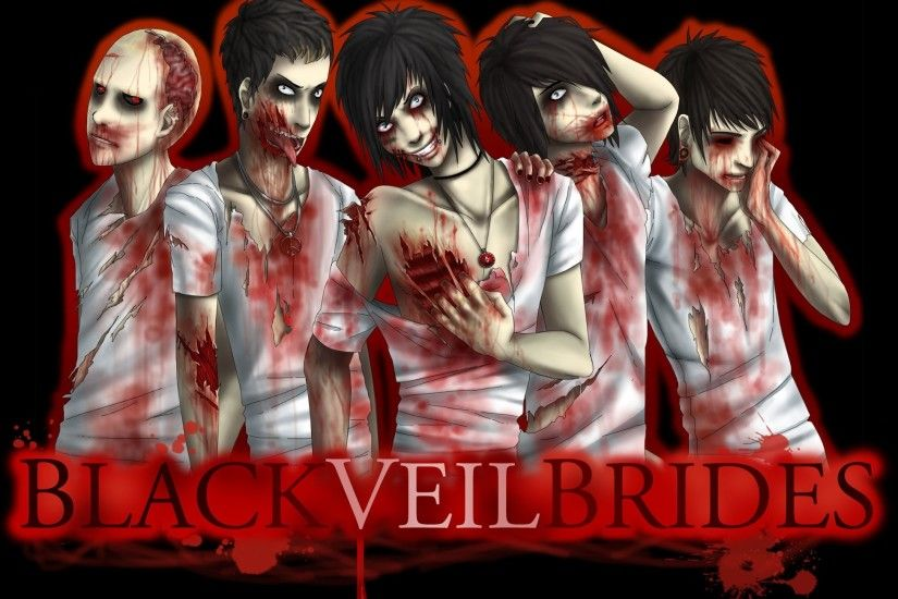 1950x1470px black veil brides wallpaper pack 1080p hd by Brock Murphy