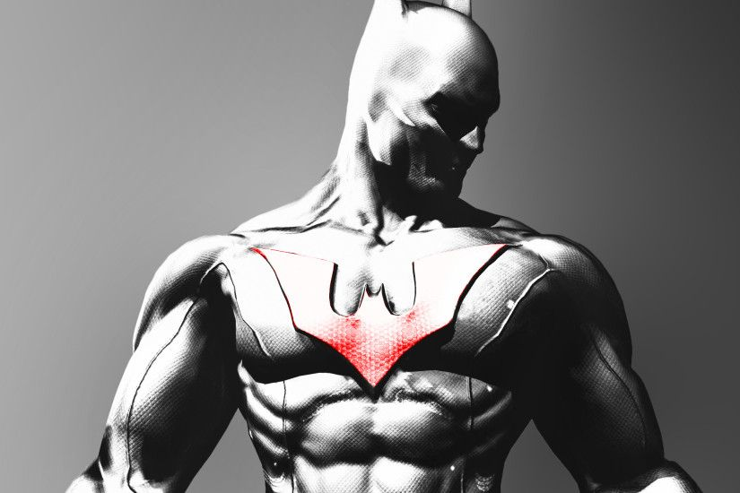 Batman Beyond Dc Comics Superheroes