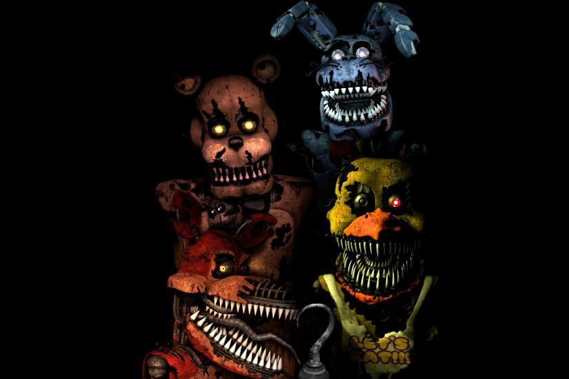 most popular five nights at freddys wallpaper 2560x1440 for meizu