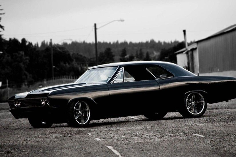 classic muscle car wallpapers - Automotive Zone