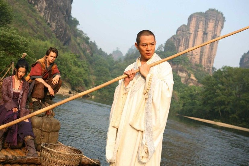 Jet Li (Forbidden Kingdom)