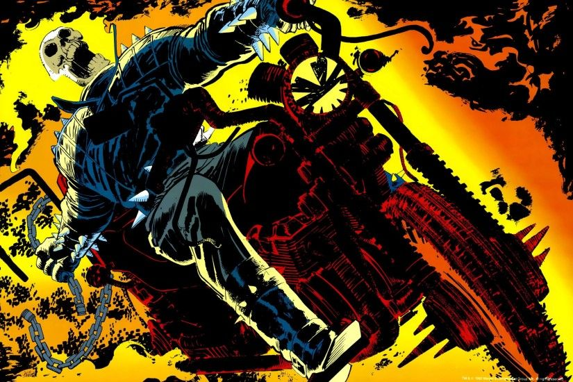 Ghost Rider Computer Wallpapers, Desktop Backgrounds 2560x1766 Id ..