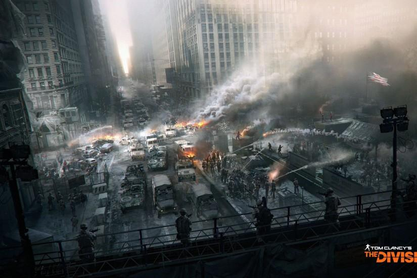 The Division Wallpaper ① Download Free Awesome Hd Wallpapers Of