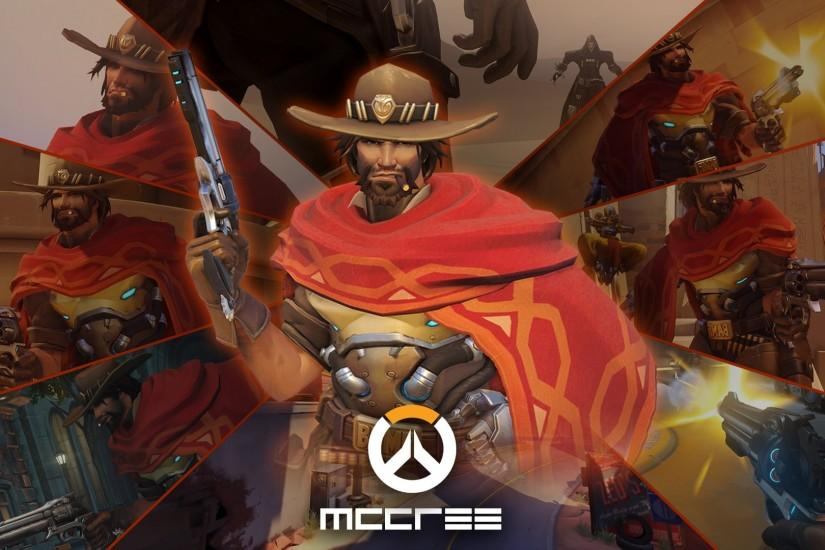 most popular mccree wallpaper 1920x1080 for 4k monitor