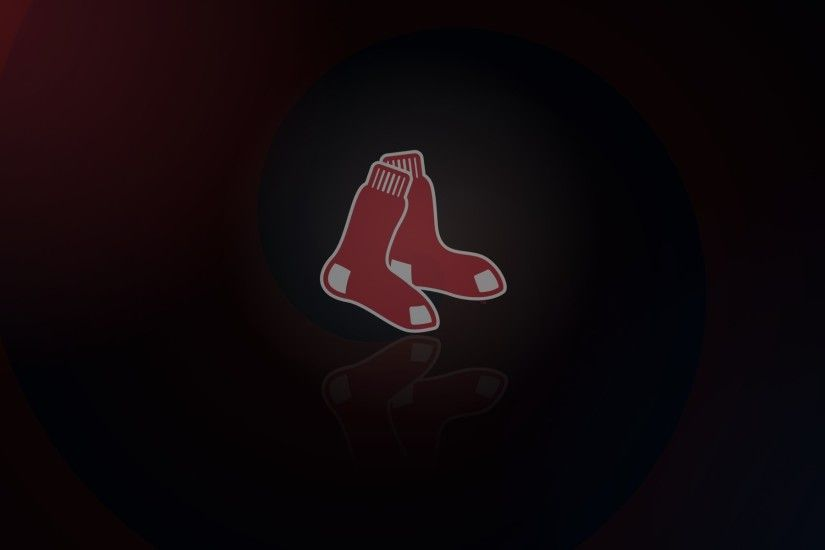 Boston Red Sox wallpaper with logo 1920x1200