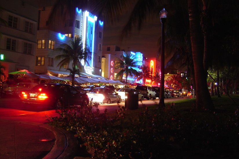 Miami South Beach Wallpapers - Wallpaper Cave